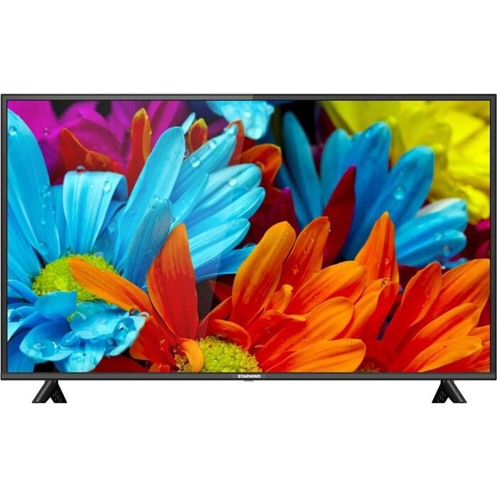 Фото - LED Телевизор StarWind SW-LED55UA404 телевизор starwind sw led50ua403 50 ultra hd 4k