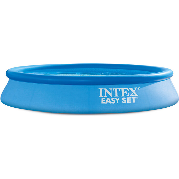 Надувной бассейн Intex 28118 Easy Set 305x61 см, 3077 л, фил.-насос 1250 л/ч