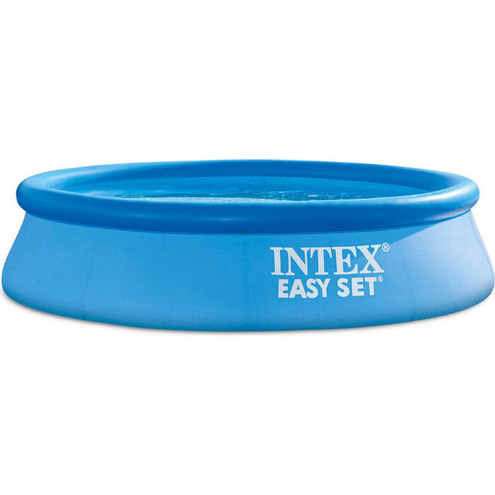 Надувной бассейн Intex 28108 Easy Set 244x61 см, 1942 л, фил.-насос 1250 л/ч