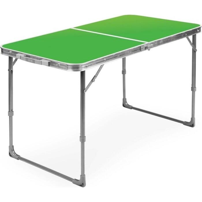 Стол складной Nika ССТ-6/3 зеленый