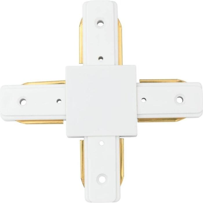 Коннектор DeMarkt Трек-система CON 2X WT