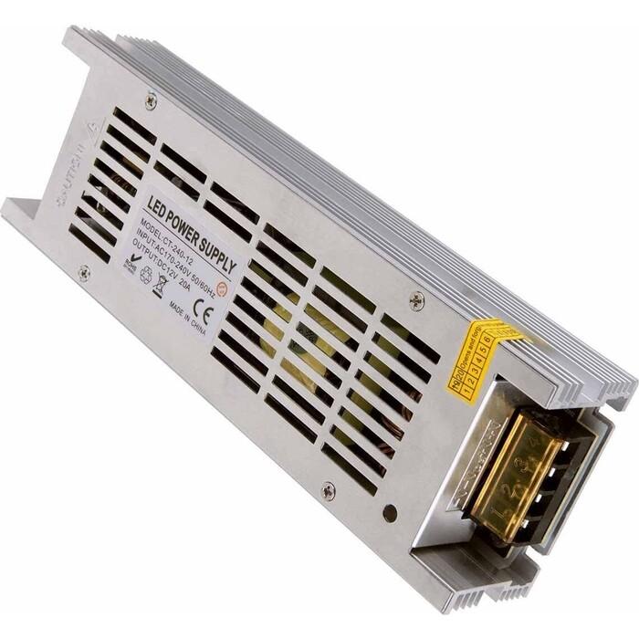 Блок питания Elektrostandard LST 12V 250W 20A 4690389133725