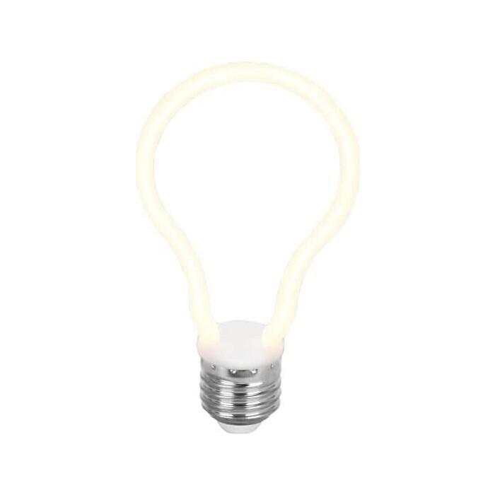 Лампа Elektrostandard светодиодная филаментная E27 4W 2700K прозрачная BL157 4690389147036