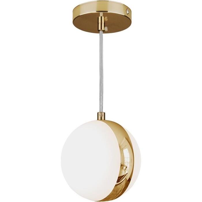 Светильник Elektrostandard Подвесной DLN050 GX53 белый/золото 4690389149160