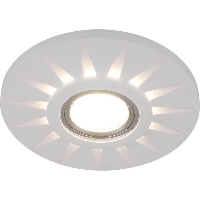 Светильник Elektrostandard Встраиваемый 2243 MR16 WH белый 4690389148880