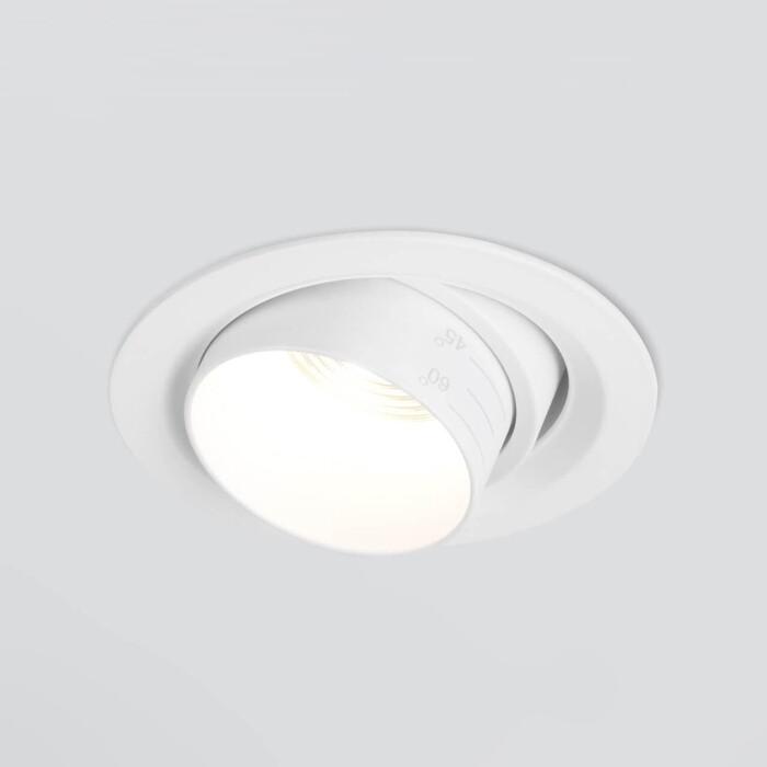 Светильник Elektrostandard Встраиваемый светодиодный 9919 LED 10W 4200K белый 4690389162480