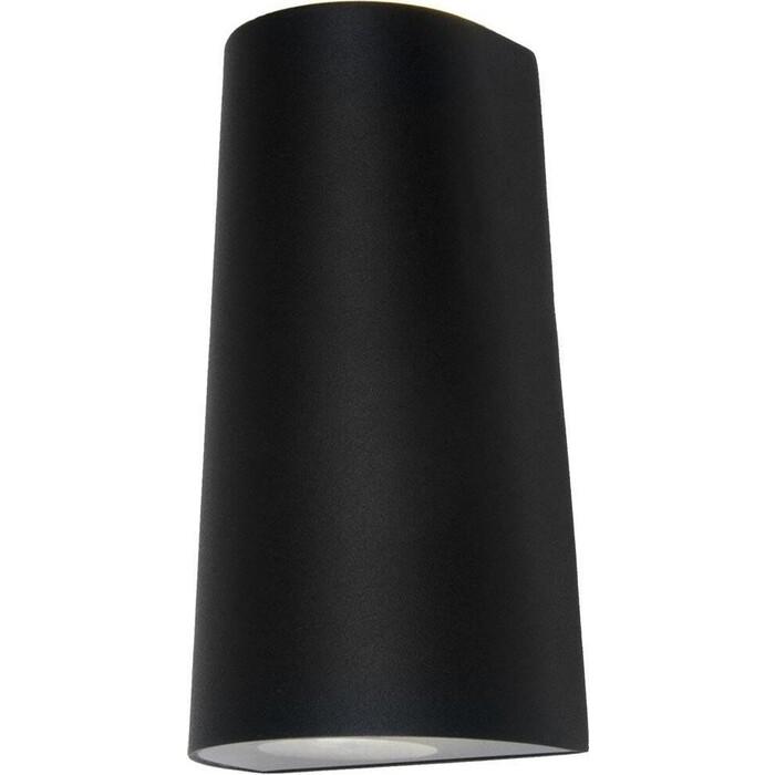 Светильник Elektrostandard Уличный настенный светодиодный 1525 Techno LED чёрный 4690389150135