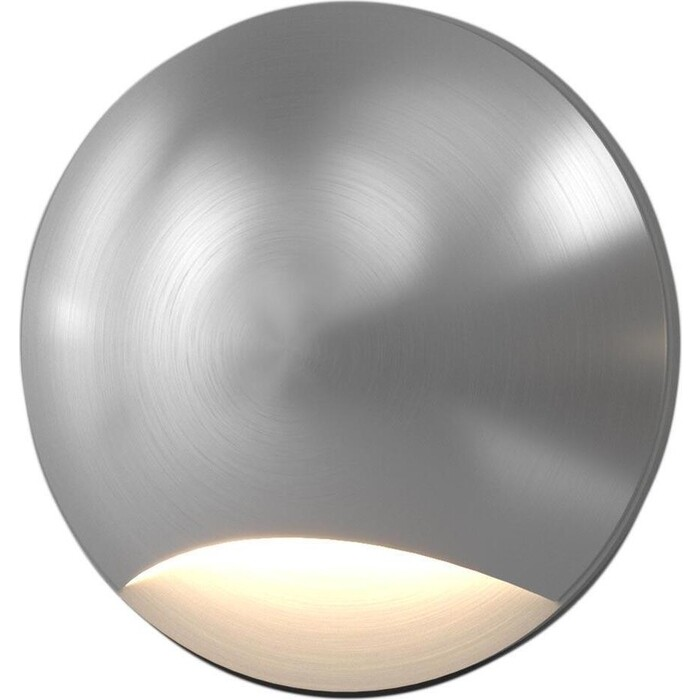 Светильник Elektrostandard Встраиваемый светодиодный MRL LED 1104 алюминий 4690389153259 светильник elektrostandard встраиваемый светодиодный mrl led 1102 белый 4690389091209