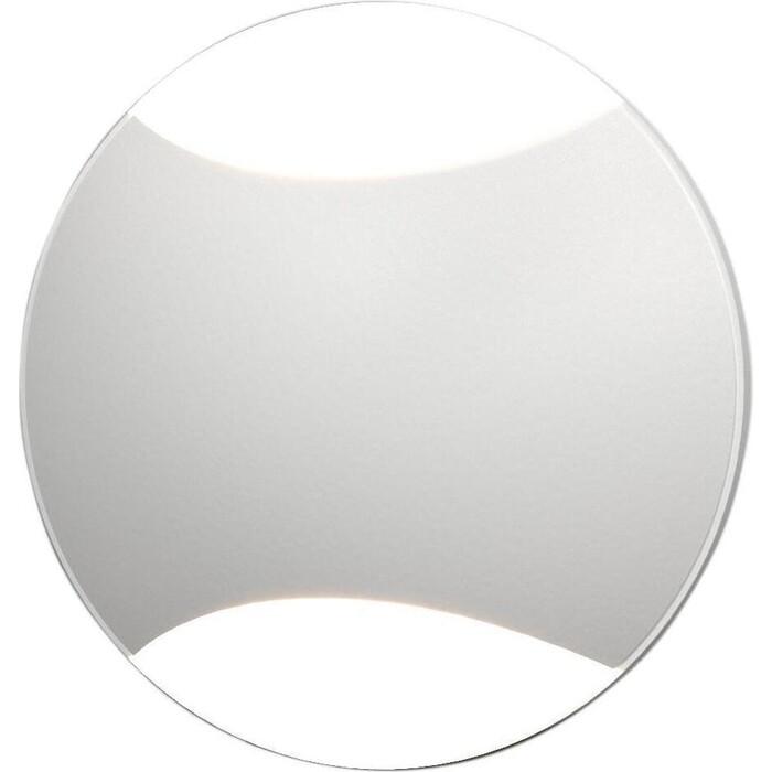 Светильник Elektrostandard Встраиваемый светодиодный MRL LED 1105 белый 4690389092237 светильник elektrostandard встраиваемый светодиодный mrl led 1102 белый 4690389091209