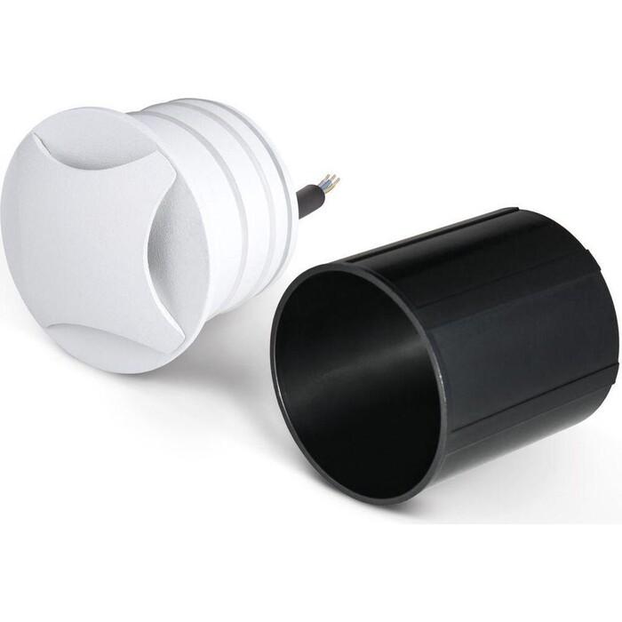 Светильник Elektrostandard Встраиваемый светодиодный MRL LED 1106 белый 4690389092527 светильник elektrostandard встраиваемый светодиодный mrl led 1102 белый 4690389091209