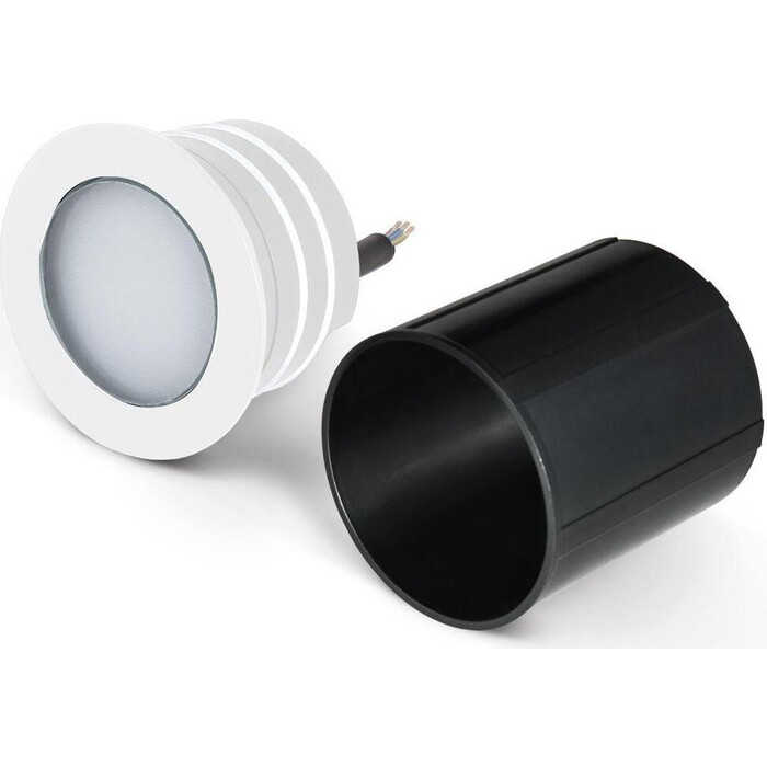Светильник Elektrostandard Встраиваемый светодиодный MRL LED 1108 белый 4690389098147 светильник elektrostandard встраиваемый светодиодный mrl led 1102 белый 4690389091209