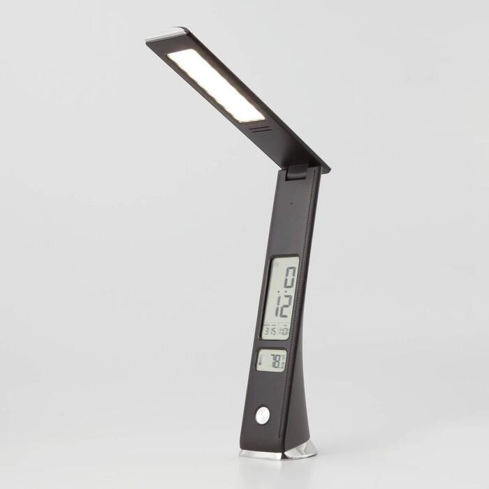 Настольная лампа Eurosvet Business 80504/1 черный