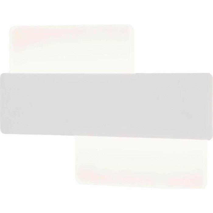 Светильник Eurosvet Настенный светодиодный 40142/1 LED белый