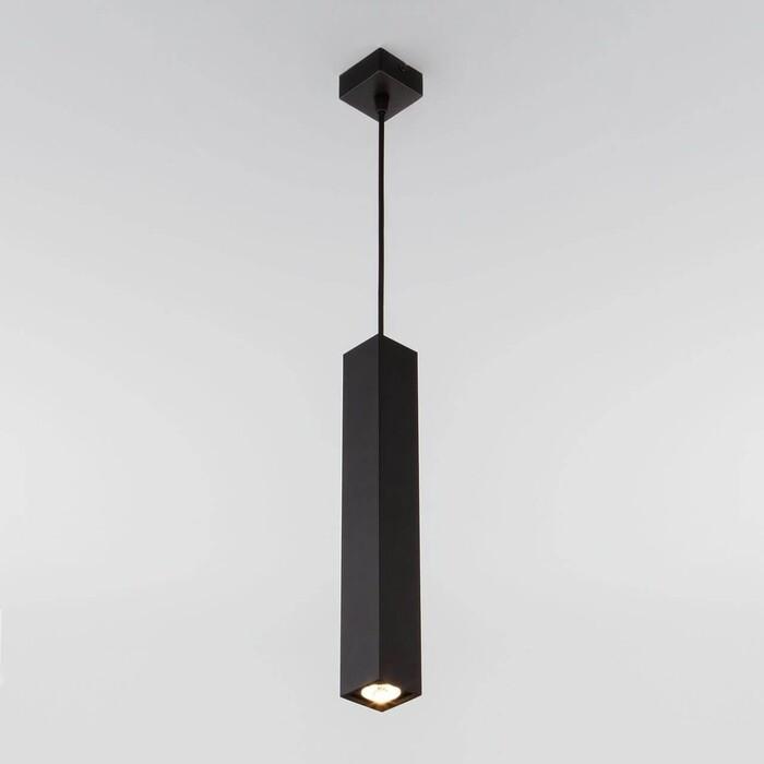 Светильник Eurosvet Подвесной 50154/1 LED черный