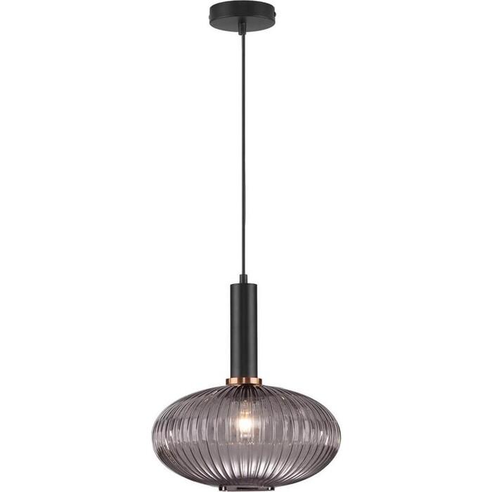 Светильник Eurosvet Подвесной 50183/1 дымчатый светильник подвесной divinare 1341 02 lm 10