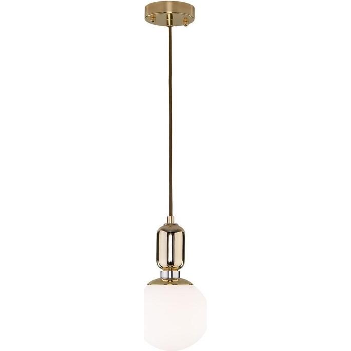 Светильник Eurosvet Подвесной Bubble 50151/1 золото