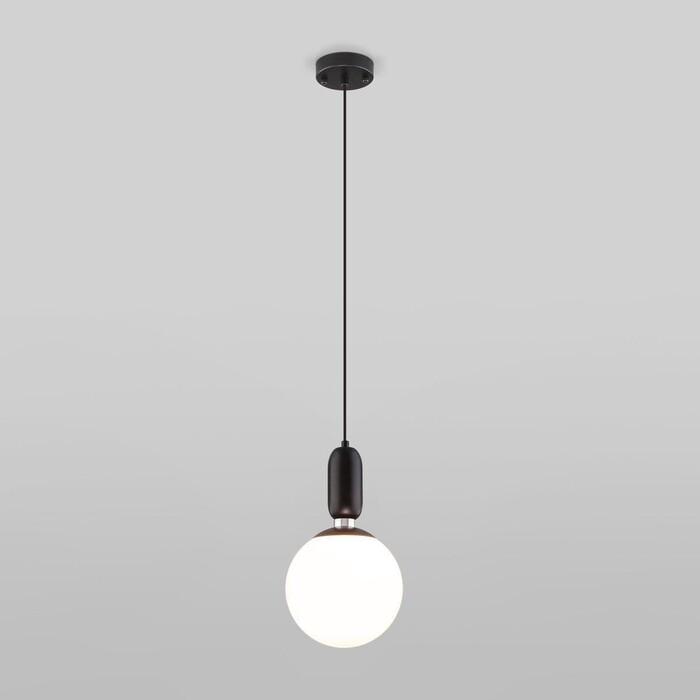 Светильник Eurosvet Подвесной Bubble 50197/1 черный