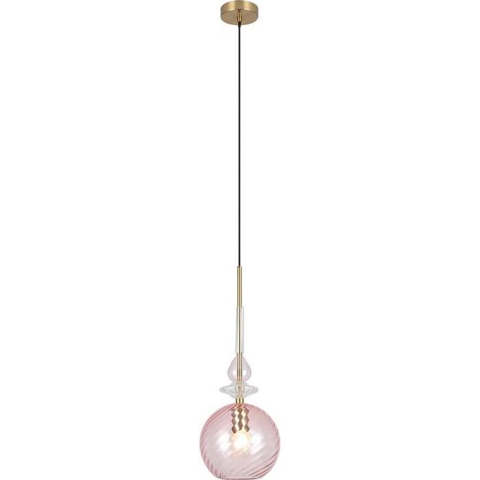 Светильник Eurosvet Подвесной Dream 50192/1 розовый