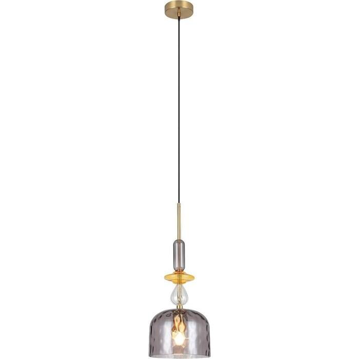 Светильник Eurosvet Подвесной Dream 50193/1 дымчатый