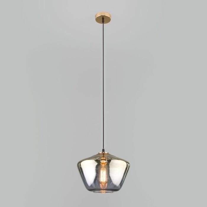 Светильник Eurosvet Подвесной Franco 50199/1 золото