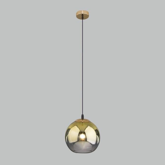 Светильник Eurosvet Подвесной Rowan 50200/1 золото светильник eurosvet подвесной castle 50088 5 черный золото