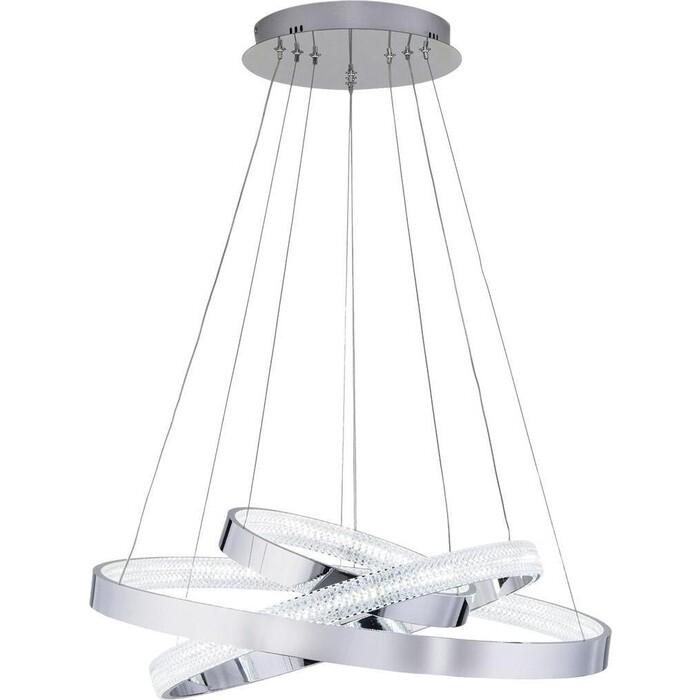 Светильник Eurosvet Подвесной светодиодный Smart Posh 90276/3 хром