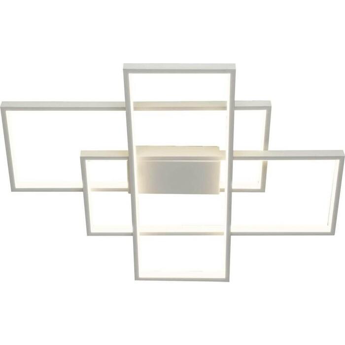 Фото - Светильник Eurosvet Потолочный светодиодный 90177/3 белый светильник eurosvet потолочный светодиодный 90177 3 сатин никель