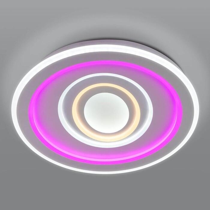 Светильник Eurosvet Потолочный светодиодный Coloris 90214/1