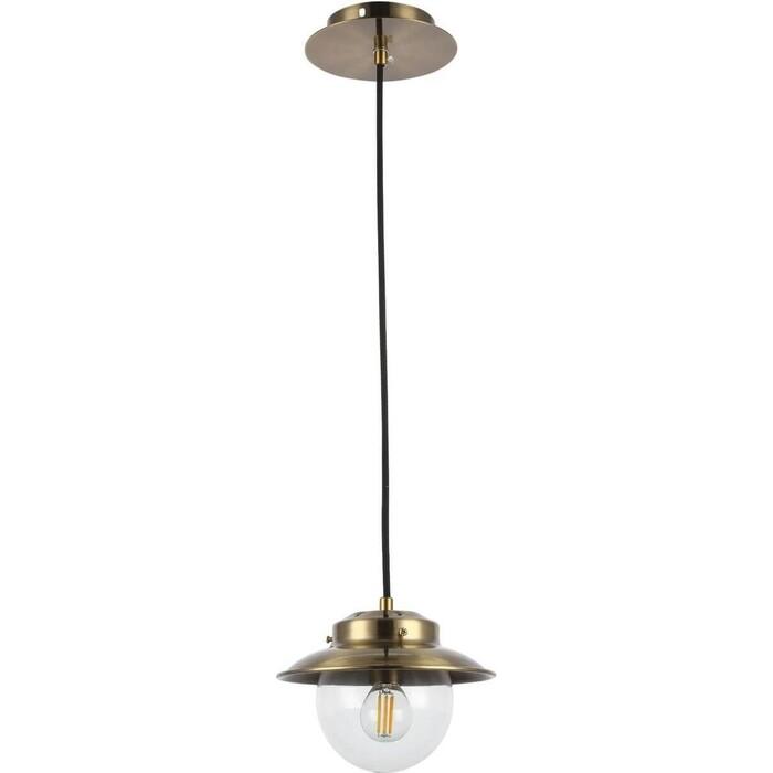 Светильник Evoluce Подвесной Garonni SLE110103-01 светильник подвесной divinare 1341 02 lm 10