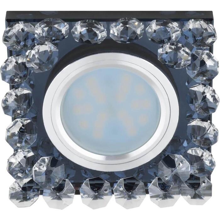 Светильник Fametto Встраиваемый Luciole DLS-L131 GU5.3 Chrome/Black