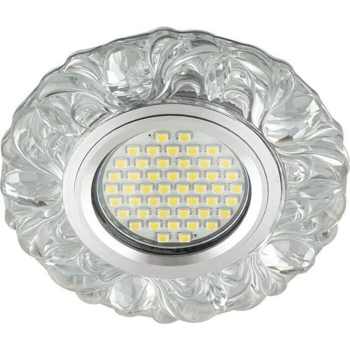 Светильник Fametto Встраиваемый Luciole Dls-L136 Gu5.3 Glassy/Clear