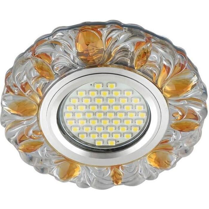 Фото - Светильник Fametto Встраиваемый Luciole Dls-L136 Gu5.3 Glassy/Gold светильник fametto встраиваемый luciole dls l149 gu5 3 glassy light gold