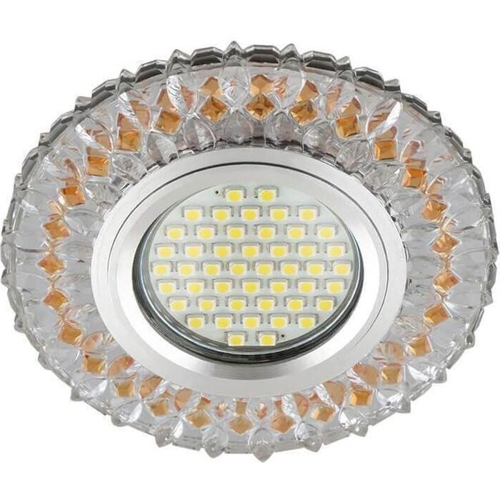 Фото - Светильник Fametto Встраиваемый Luciole DLS-L138 Gu5.3 Glassy/Light Tea светильник fametto встраиваемый luciole dls l149 gu5 3 glassy light gold
