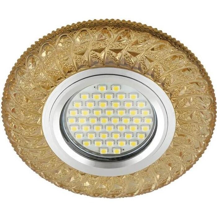 Фото - Светильник Fametto Встраиваемый Luciole DLS-L144 Gu5.3 Glassy/Gold светильник fametto встраиваемый luciole dls l149 gu5 3 glassy light gold
