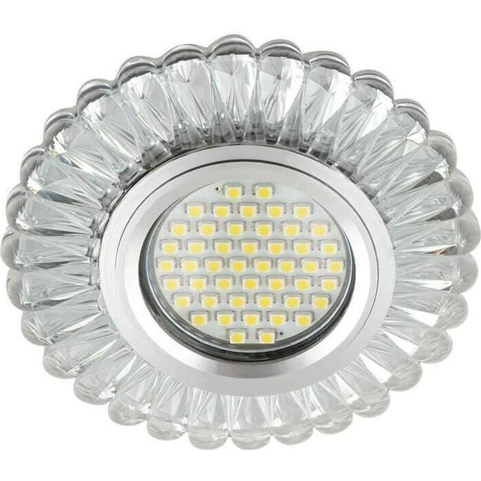 Светильник Fametto Встраиваемый Luciole DLS-L145 Gu5.3 Glassy/Clear