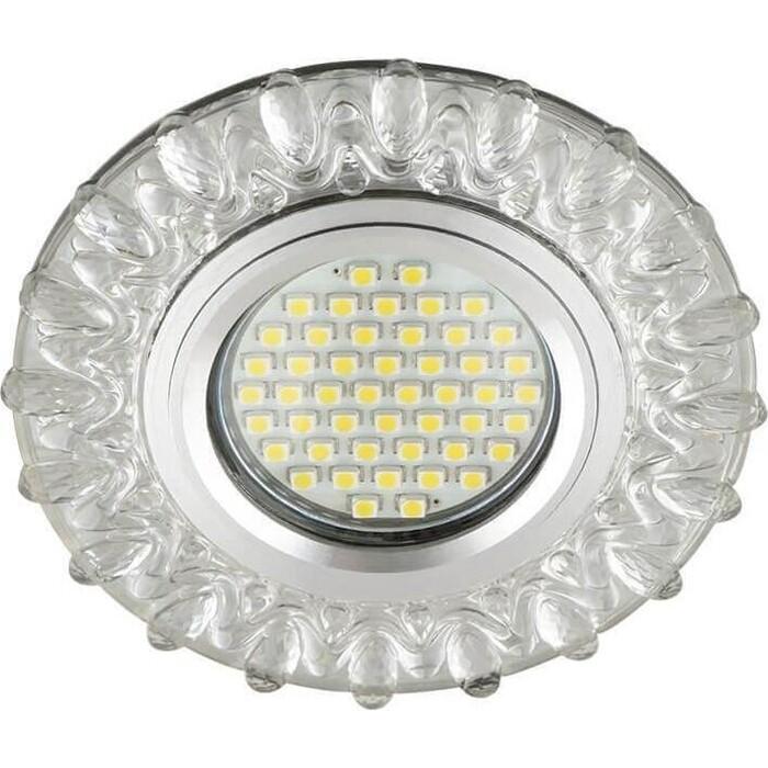 Светильник Fametto Встраиваемый Luciole DLS-L148 Gu5.3 Glassy/Clear