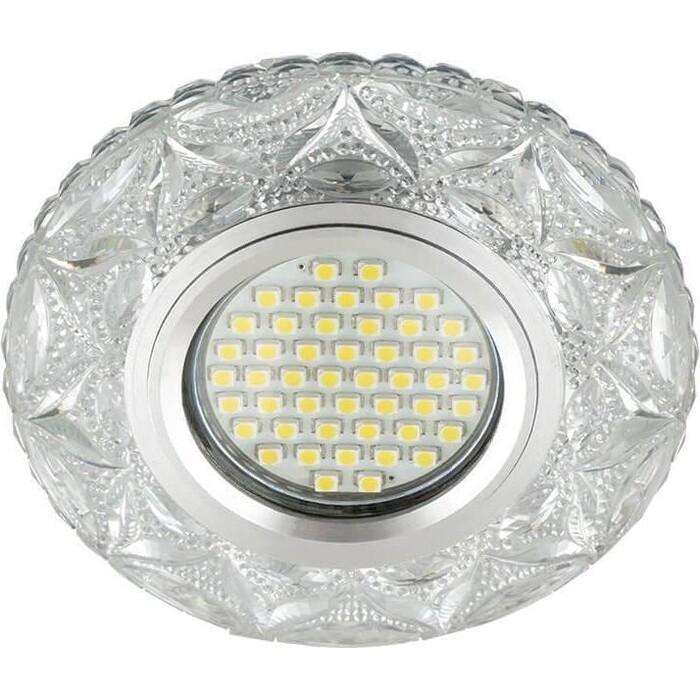Фото - Светильник Fametto Встраиваемый Luciole DLS-L149 Gu5.3 Glassy/Clear светильник fametto встраиваемый luciole dls l149 gu5 3 glassy light gold