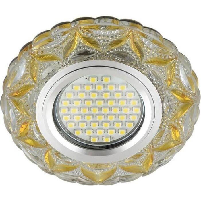 Фото - Светильник Fametto Встраиваемый Luciole DLS-L149 Gu5.3 Glassy/Light Gold светильник fametto встраиваемый luciole dls l149 gu5 3 glassy light gold