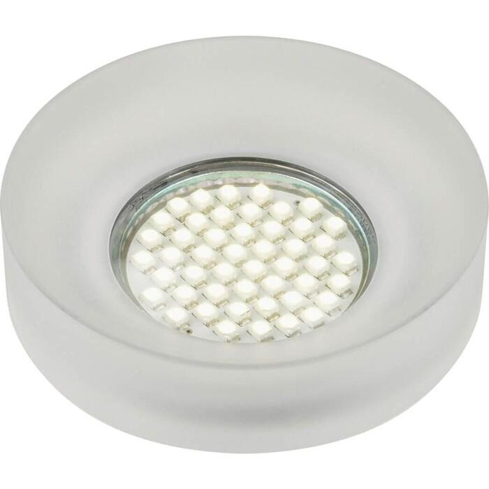 Светильник Fametto Встраиваемый Nuvola DLS-N101 GU10 white/mat
