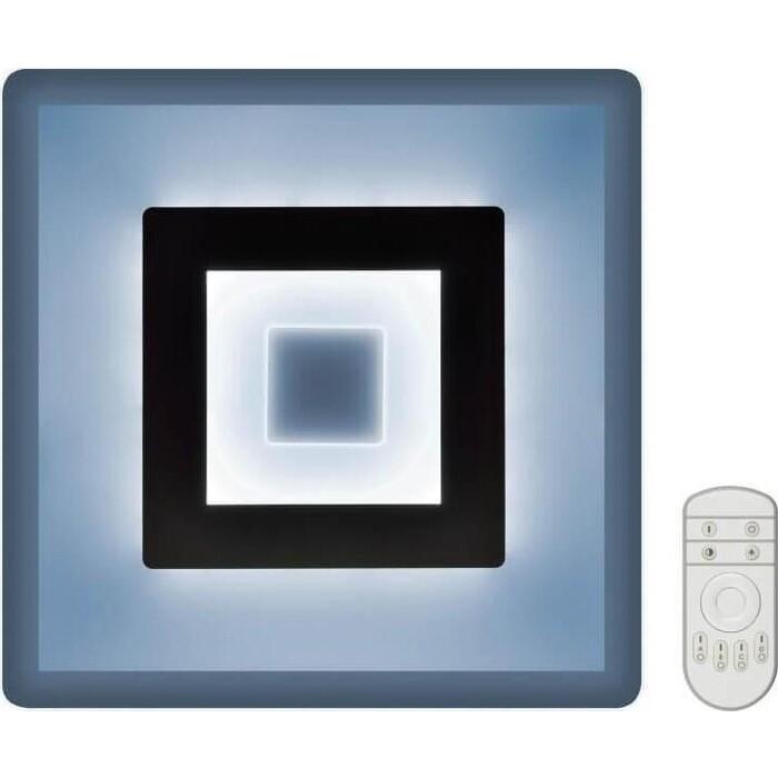 Светильник Fametto Потолочный светодиодный Nimfea DLC-N501 38W GLASS/CLEAR