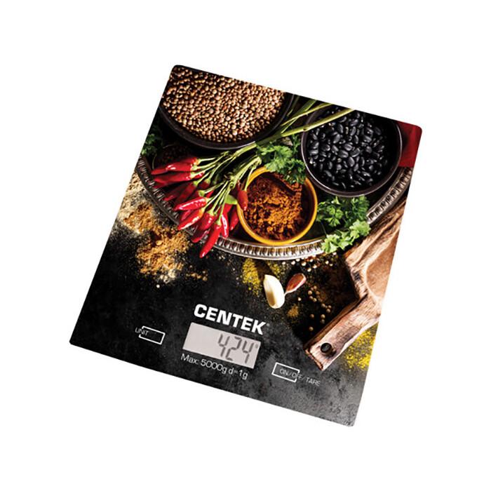 Весы кухонные Centek CT-2462 специи кухонные весы centek ct 2457