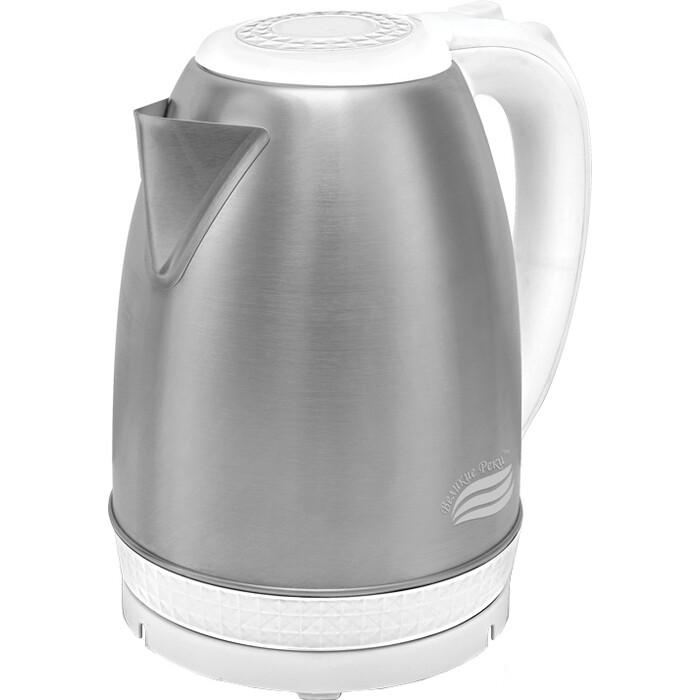 Чайник электрический Великие реки Амур-1 белый