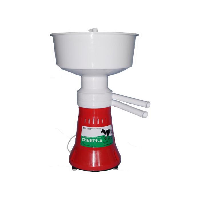 Сепаратор молока Сибирь 2, 60 л/ч