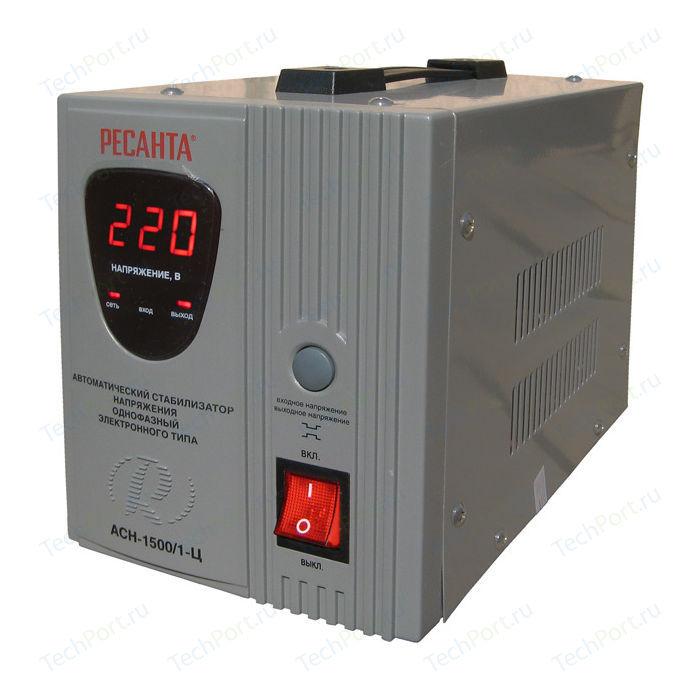 Стабилизатор напряжения Ресанта АСН-1 500/1-Ц