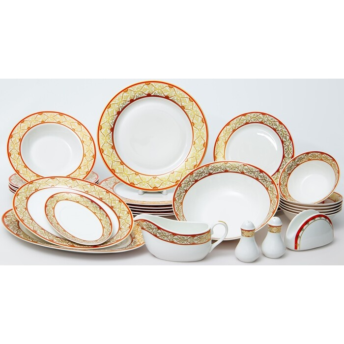 Набор столовой посуды 32 предмета Balsford ЭСТЕЛЛА (123-16048)