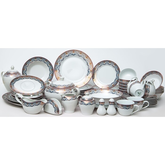 Набор столовой посуды 60 предметов Balsford БРИСТОЛЬ ОЛИВЕР (106-03031)