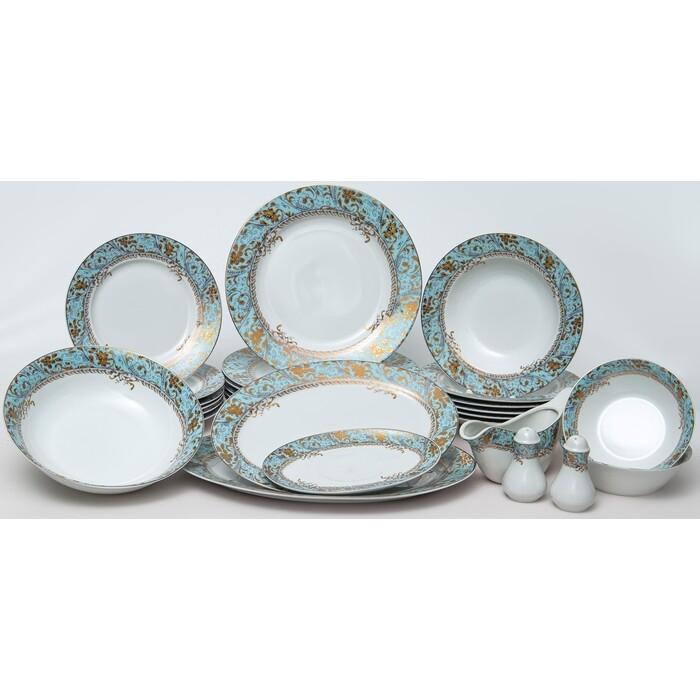 Набор столовой посуды 27 предметов Balsford БРИСТОЛЬ БЕРНАРД (106-03033)
