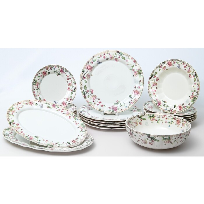 Набор столовой посуды 21 предмет Balsford СТЕФАНИЯ (176-42033)