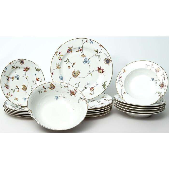 Набор столовой посуды 19 предметов Balsford ЛАТОНА ПЕРСИЯ (104-03135)
