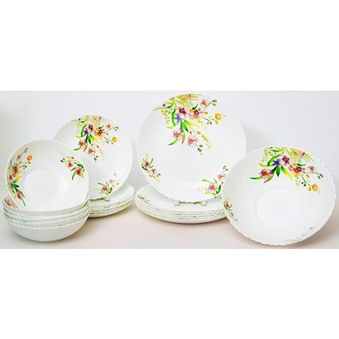 Набор столовой посуды 19 предметов Balsford АНГЛИЙСКИЙ САД (131-21007)